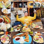 [美食] ABV Bar&Kitchen 美式餐酒館 ♥ 台北大安區道地美式餐廳 豪邁大份量吃肉的好所在♥ 忠孝敦化站老饕才知道的隱藏版美食推薦 (ง •̀ω•́)ง