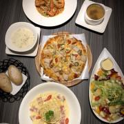 《台南。北區。義式料理》米塔義式廚房|藏身在大賣場的美味可口義式料理