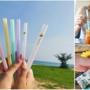 【環保吸管】台南自創馬卡龍色系環保吸管!還有超夯迪士尼限定款「三眼怪」來助陣:卡卡環保吸管 - 熱血玩台南。跳躍新世界