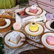 有錢不見得買得到,藍帶主廚「最美甜點」還沒開店就有人在排隊,還附百年瑪黑茶免費喝!