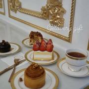 Gelovery Gift 蒟若妮頂級法式甜點 - 歐式宮廷風精緻甜點,一般式、溼式肉桂捲,法芙娜巧克力,台北東區甜點推薦蛋糕