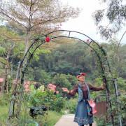 新竹休憩景點-九芎湖陳家農場-客家美食、山林美景、悠閒怡然自得