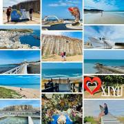2020澎湖西嶼必遊景點|三仙塔小希臘|池西虎目滬|內垵遊憩區|外垵餌砲|澎湖北環之旅