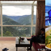 【清境旅遊】清境兩天一夜避暑小旅行  白熊屋玻璃屋景觀民宿