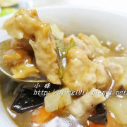 小祿ㄟ小食記 / 台南國華街‧永樂市場 / 老鼎魯麵 / 台南人的喜慶菜 ~~