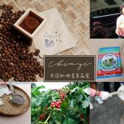 【嘉義】井頂咖啡茗茶莊園-自己動手做濾掛咖啡-龍眼林獨特竹編烘爐無電力烘豆DIY體驗