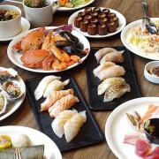 [吃到飽]台北市數一數二的吃到飽餐廳2019攻略心得.台北晶華酒店x柏麗廳