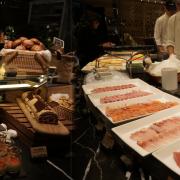 【中山】 晶華酒店栢麗廳,現捏握壽司不怕你點,讓人吃到併軌的超齊全buffet!(2018年總共回訪4次.圖多完整)