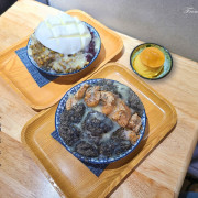 【台南美食】豆腐洋行・台南市東區/以店家自製的杏仁豆腐冰及高人氣的麻吉冰為主軸,氣氛愜意舒適的平價冰店【含完整菜單】