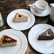 孚羅起士蛋糕咖啡館:溫暖的下午茶甜點(捷運中山國中站)