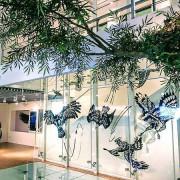 【旅遊】搭台灣觀巴遊觀音山》猛禽展示館探老鷹、天空步道森林浴、貓咪咖啡館品香醇