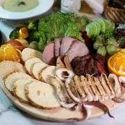 內湖新開幕超狂大份量名星派對分享餐!IG熱門打卡點