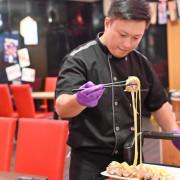 拉麵握壽司這樣吃才叫爽!御堂筋充滿視覺驚喜的桌邊服務才叫享受美食