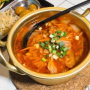 高雄苓雅︱油蔥酥暖南食堂 藏在苓雅傳統市場裡人氣百元道地韓國家常菜!요정수-훈남식당