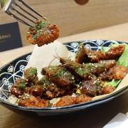 【新竹美食】SUN BERNO光焙若蔬食|寫蔬計畫011|被路人頻頻側目的韓式炸雞!新竹巨城美食 / 巨城蔬食