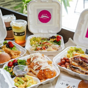 | 高雄美食 |捷運後驛站平價大份量早午餐/餐盒方便帶著走/健兒好早午餐