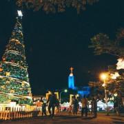 2020花蓮幸福聖誕城 12/5迎光尋星幸福開城~有18米LED聖誕樹.歐洲耶誕市集12/19登場