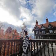 南投住宿:老英格蘭享受城堡莊園的一日女主人