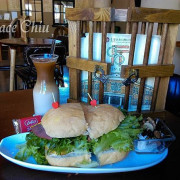 八斤所咖啡 (8Jin Café)~在古蹟的記憶迴廊裡啜飲一杯咖啡映象