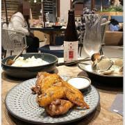 ❤【飯糰媽報你吃】台灣雞翅之光‧寬敞綠意餐酒館~『GUMGUM Not Only Beer & Wings 剛剛雞翅啤酒吧  內科店(10月新開幕)』