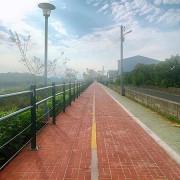 台中市自行車369計畫  草湖溪自行車道  運動休閒的好地方   親子寵物友善  不限大小 最少要牽繩