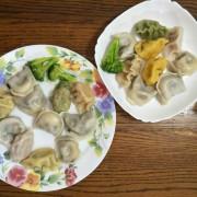 入口Q彈一咬爆汁的超好吃水餃『KAWA巧活食品-能量豬五色養生高麗菜水餃 & 塔香杏鮑菇素食手工水餃』
