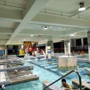 桃園市垃圾焚化廠-焚化爐回饋游泳池-位於內定國小旁.有九個里可免費入池