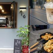 【台北】李白 Breakfast x coffee 厚厚酥皮蛋餅 木柵早午餐推薦