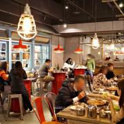 高麗園銅盤烤肉新月市場 道地小吃 少見血腸 甜米釀 宜蘭韓式料理推薦