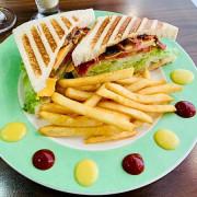 【台北 大同】Vone Cafe 寧夏2號咖啡//鄰近寧夏夜市 寧夏2號旅店一樓餐廳 供應早午餐下午茶