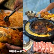 【台北美食】兩餐두끼年糕火鍋吃到飽 二代店 一人只要299 一餐抵兩餐 平價韓式吃到飽 可以看到101 聚餐推薦