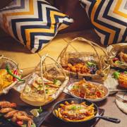 [高雄美食]  羣島Shakaislands餐酒館,打造海島風格歡樂島嶼,網美拍照新景點!