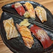 【台北內湖】跟手掌一樣大的握壽司。鳥居町日料居酒屋。捷運東湖站美食平價串燒