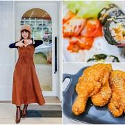 桃園美食-收藏。저장。JeoJang-韓系清新簡約質感複合式咖啡廳/輕食 咖啡 攝影/鄰近桃園藝文特區