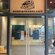 台北早午餐推薦|BOBBY&FRIENDS.CAFE|捷運中山站5號出口的咖啡廳,有美式早午餐、好喝飲料,提供舒服自在的悠閒空間