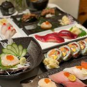 唐壽司🌟台中美食🌟主打新鮮魚貨🌟物美價廉