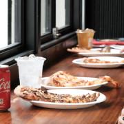 【 台南中西區 】THINKPIZZA   黑白簡約,紐約風的美式披薩【 哪裡人,你說呢。】