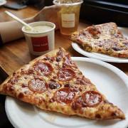 THINKPIZZA - 台南最好吃超大塊美式pizza,酥脆餅皮,濃郁蛤蜊濃湯,台南美食推薦