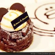 花花,甲飽沒【台北食記】Is Taiwan Is Chocolate品台灣手作甜品 視覺與味覺的雙重饗宴 圓山花博美食推薦