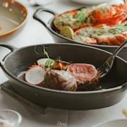 粗獷直火柴燒與優雅法餐,交織出和諧篇章-MÚO STEAKHOUSE直火柴燒牛排館