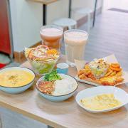 大份量平價早午餐、還有巨無霸飲料杯,甜墨西哥薄餅推薦 | 【新北 永和區】睡飽。吃好。