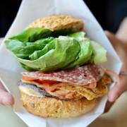 結合台南風味的虱目魚漢堡,讓你(妳)無法一口掌握的創意漢堡!台南中西區【之堡】  台南美食│中西區美食│友愛市場周邊│竉物友善│美術館周邊