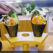 食記◎--【小巨蛋】伊薩姆日本料理の生魚片饗宴‧食我美食