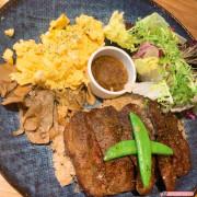 大直全新開幕,超美義式餐廳!彷彿置身歐式庭園用餐~沙朗牛排松露燉飯超美味!丹尼的吃喝玩樂~