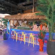 泰滾Rolling Thai台中崇德店,南洋叢林風泰式火鍋,有包廂適合聚餐!