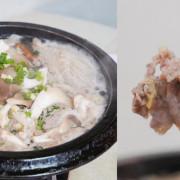 桃園美食 韓鄉石頭火鍋 在地人也愛的石頭火鍋,邪惡爆香湯底尬「油條脆芋」太涮嘴! · 算命的說我很愛吃