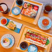 鮭魚卵茶碗蒸、新鮮生魚片,還有微風南山限定的餐點,用心舒適的日式料理 | 【台北 信義區】日本橋浜町食事処-微風南山店