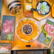 找含意韓式燒肉酒館/全程桌邊代烤餐點選擇豐富又好吃/當月壽星免費送燒酒摩天輪