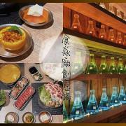 【台北/西門】食焱廠創意鍋物,平價高cp值火鍋店,吃美食也能享受做實驗的樂趣!