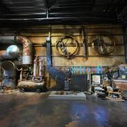 【台南 永康】搭乘宇宙航艦前往zero zero 拆車夢工廠  結合環保讓廢料再循環